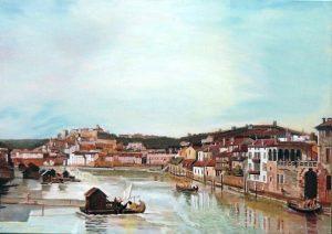 Malarstwo Canaletto kopia